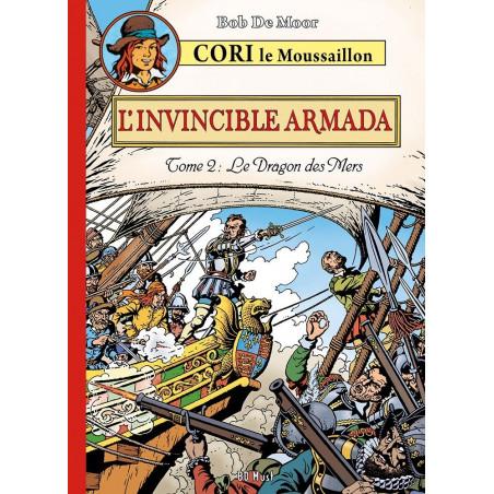 Cori le Moussaillon - T2: L'Invincible Armada - tome 2