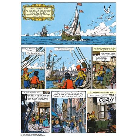 Cori le Moussaillon - T2: L'Invincible Armada - tome 2 - page 16