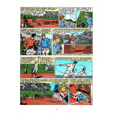 Jari T1 - Jari et le Champion - page 10