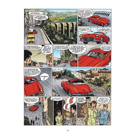 Jari T3 - Le Secret de Jimmy Torrent - page 46