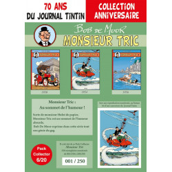 Monsieur Tric T1-2-3 - pack...