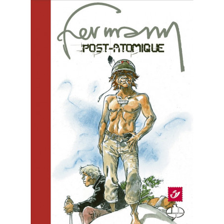Hermann, Post-Atomique (Tirage luxe)
