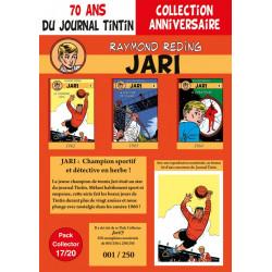 Jari T7-8-9 - pack 70 ans Journal Tintin 17/20