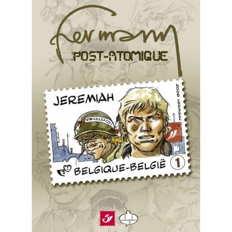 Hermann, Post-atomique (Tirage normal)