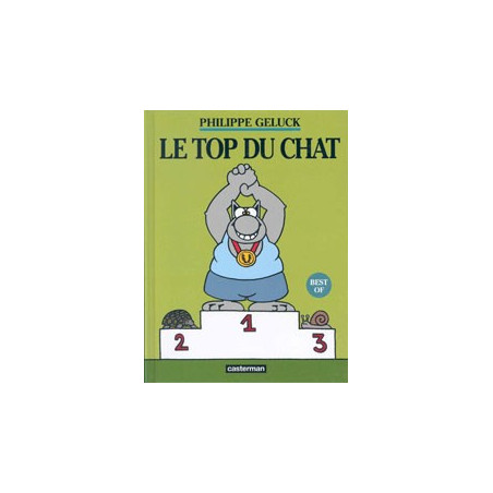 Le Chat - Best Of 1 : Le top du Chat (timbré)