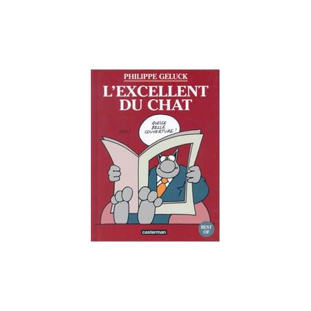 Le Chat - Best Of 3 : L'excellent du Chat (timbré)