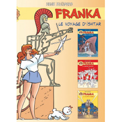 Franka : cycle Le Voyage d'Ishtar (T19, 20, 21)