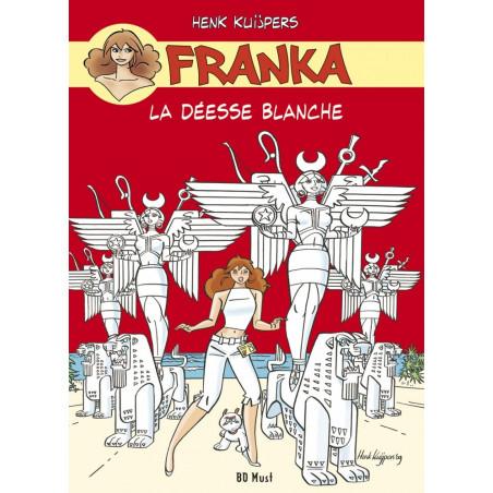Franka - T20: La déesse blanche
