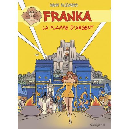 Franka - T21: La flamme d'argent
