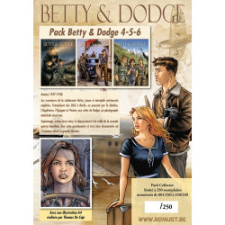 Betty & Dodge T4, 5, 6 -...