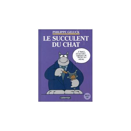 Le Chat - Best Of 4 : Le succulent du Chat (timbré)