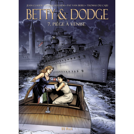 Betty & Dodge T7