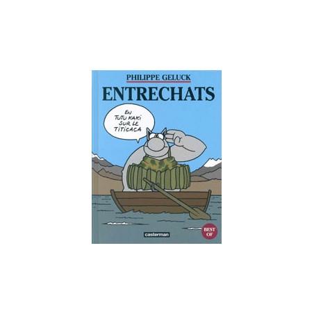 Le Chat - Best Of 5 : Entrechats (timbré)