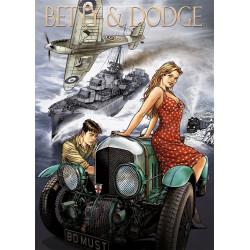 Betty & Dodge intégrale en 8 albums