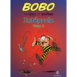Bobo - intégrale tome 1 par Deliège