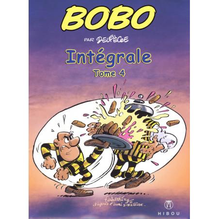 Bobo - intégrale tome 4 par Deliège
