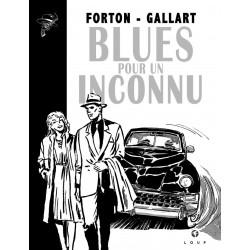 Borsalino - T2: Blues pour un inconnu (Forton-Gallart)