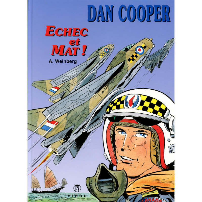 Dan Cooper - Hors Série 2: Echec et Mat ! (A.Weinberg)
