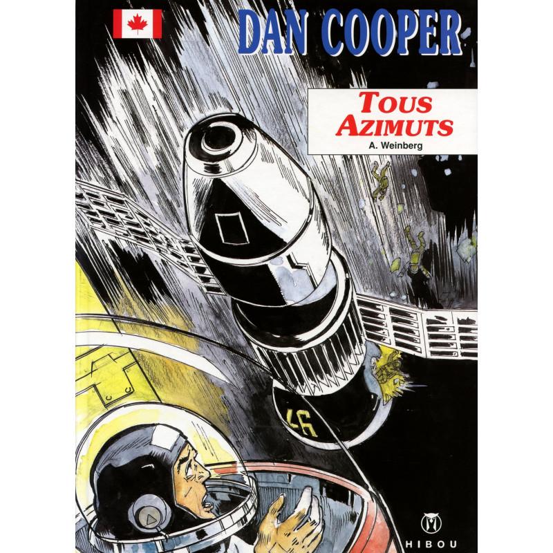 Dan Cooper - Hors Série 4: Tous Azimuts (A.Weinberg)