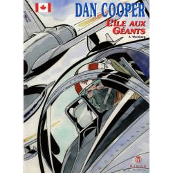 Dan Cooper - Hors Série 5: L'île aux Géants (A.Weinberg)