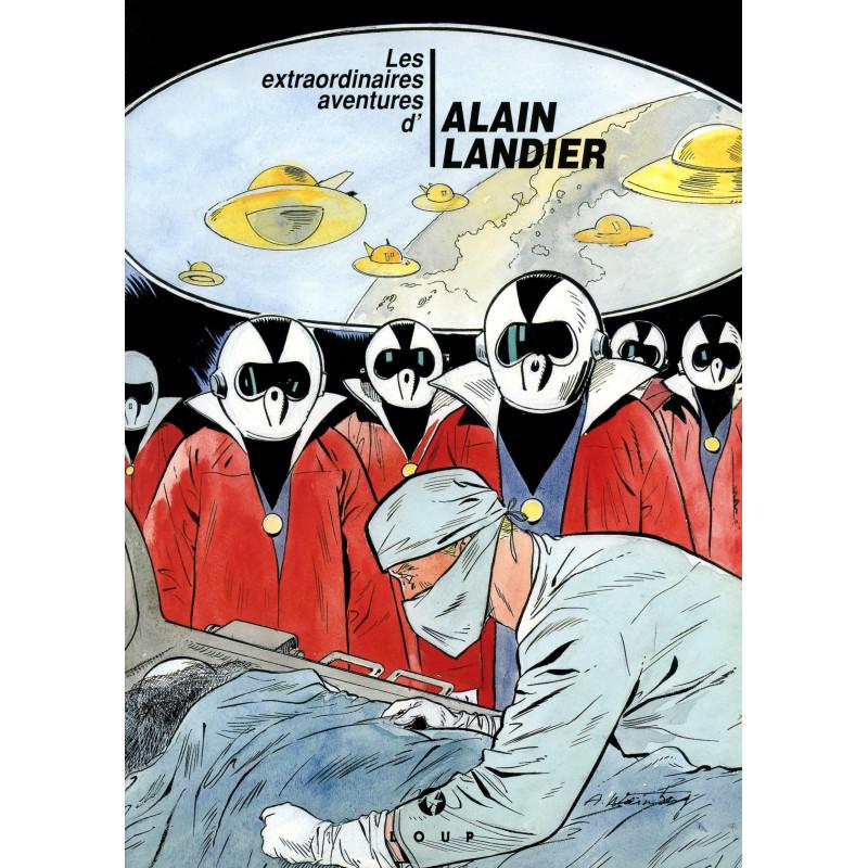 Alain Landier - T1 par Albert Weinberg