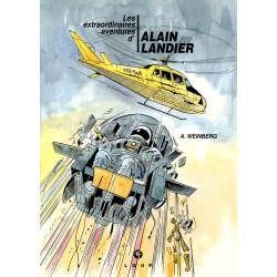Alain Landier - T2 par Albert Weinberg
