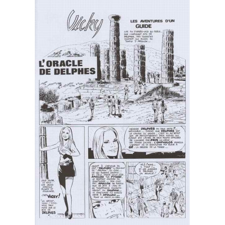 Vicky - T1 par Albert Weinberg