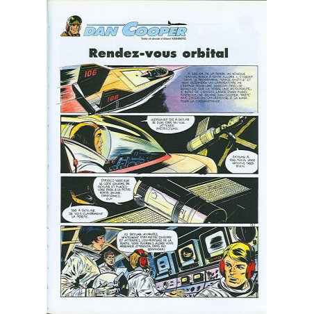 Dan Cooper - Hors Série 4 - extrait