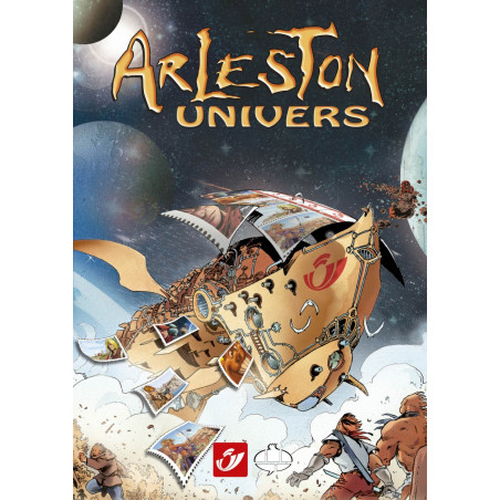 Arleston Univers (Tirage normal)