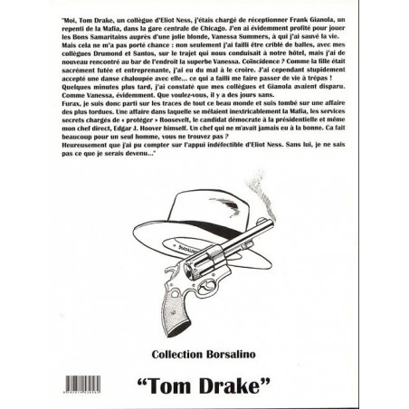 Borsalino - T5, Tom Drake : La Fausse Blonde - 4e plat
