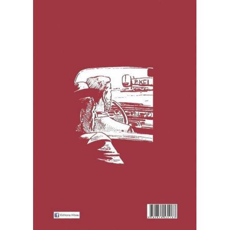 Camera 34 - tome 1 - verso