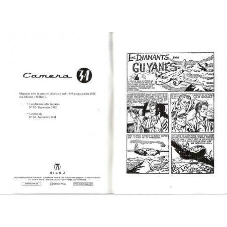 Camera 34 - tome 3 - extrait