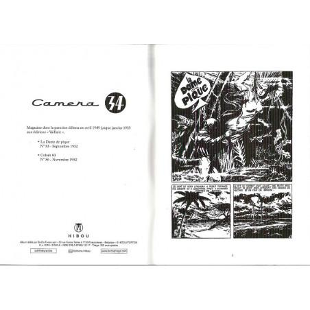Camera 34 - tome 4 - extrait