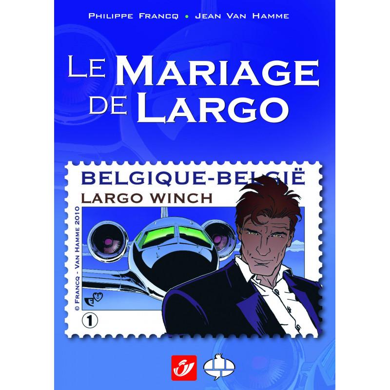 Largo Winch : Le Mariage de Largo (Tirage Normal)