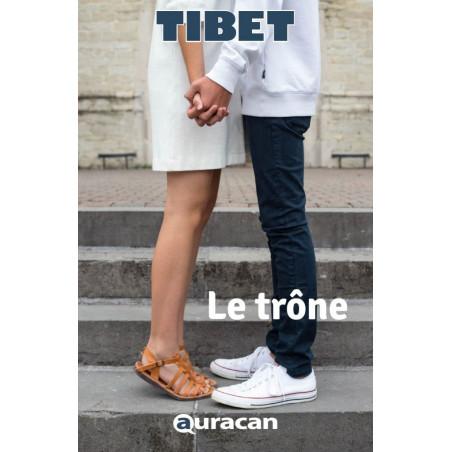 Tibet écrivain : Le trône