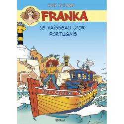 Franka - T14: Le vaisseau d'or du Portugais