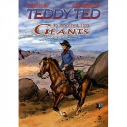 Teddy Ted - tome 3 : Le Combat des Géants - couverture