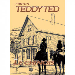 Teddy Ted - tome 9 : Le Chinois - couverture