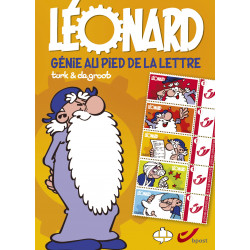 Léonard : Génie au pied de la lettre (Tirage normal)