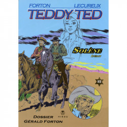 Teddy Ted - Hors Série : Solène - couverture