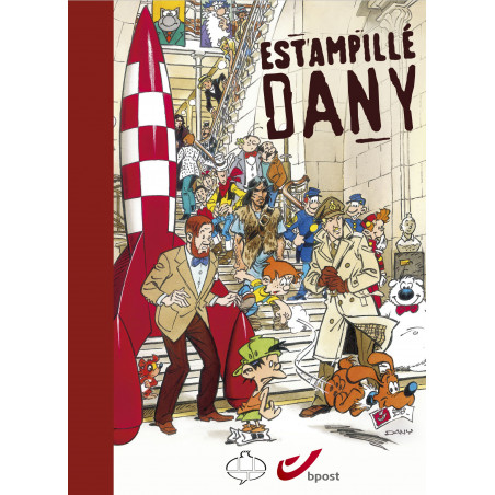 Estampillé Dany (Tirage luxe)
