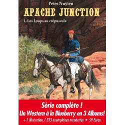 Apache Junction - pack 3 albums