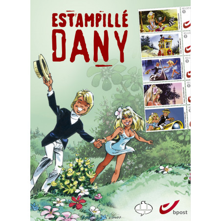 Estampillé Dany (Tirage normal)