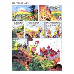Renaudin : Contes et légendes - Tome 3 - Les Têtes des Loups