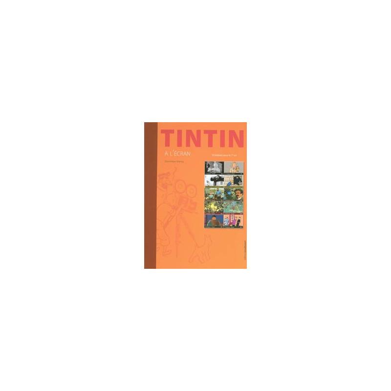 Tintin à l'écran (Tirage Angoulême)