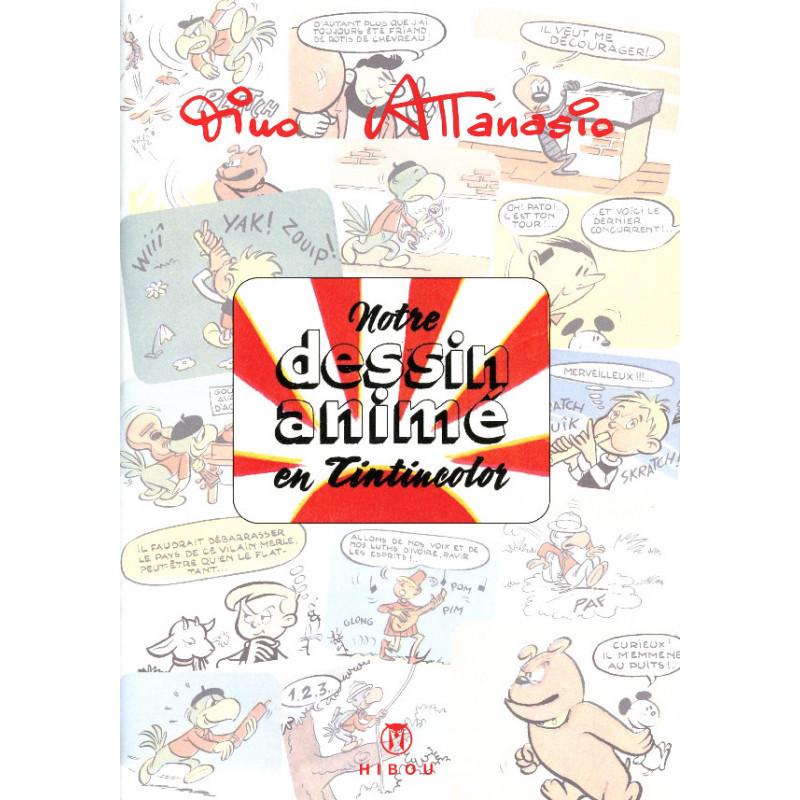 Notre dessin animé en Tintincolor