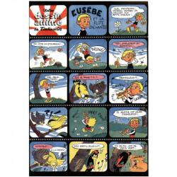 Notre dessin animé en Tintincolor avec Eusèbe