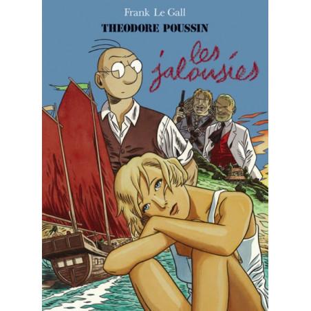 Théodore Poussin - T12 : Les Jalousies (TT)