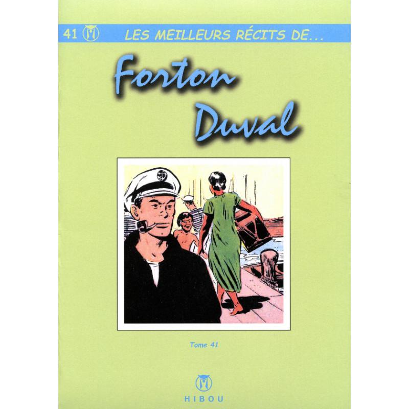 Les meilleurs récits de - tome 41 : Forton et Duval