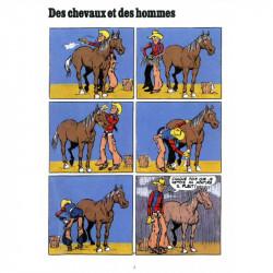 Les meilleurs récits de - tome 51 : Forton (Des chevaux et des hommes)